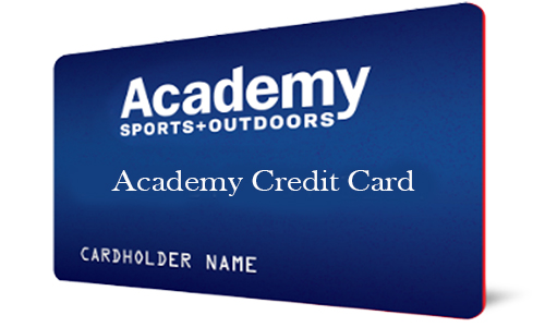 Academy Credit Card - How to Apply for Academy Credit Card