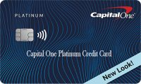 Capital One Platinum Credit Card – How to Apply