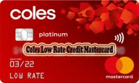 Coles Low Rate Credit MasterCard – Coles Low Rate MasterCard Application