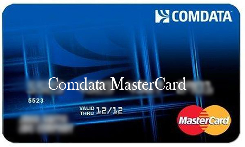 Comdata MasterCard - How to Apply for Comdata MasterCard