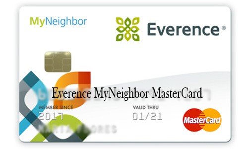 Everence MyNeighbor MasterCard - How to Apply
