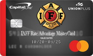 IAFF Rate Advantage MasterCard - How to Apply