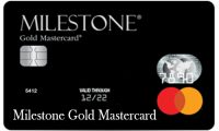 Milestone Gold Mastercard – How to Apply for Milestone Gold Credit Card
