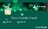 Neo Credit Card – Neo Credit Card Application Steps