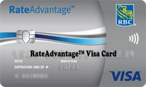 RateAdvantage™ Visa Card - RateAdvantage™ Visa Card Application