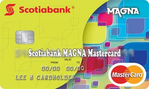 Scotiabank MAGNA Mastercard - How to Apply for Scotiabank MAGNA Card