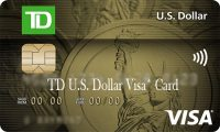 TD U.S. Dollar Visa* Card – TD U.S. Dollar Visa* Card Application