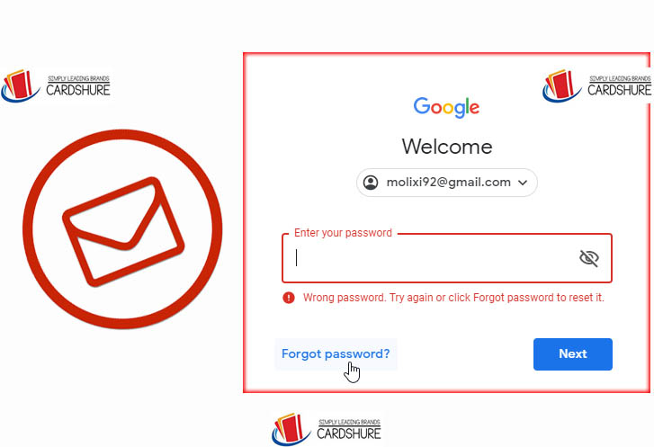 Gmail Login Password - Access your Gmail Account with Password